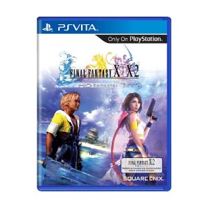 Jogo Final Fantasy X/X2: HD Remaster - PS Vita
