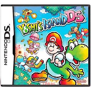 Jogo Yoshi's Island DS - DS