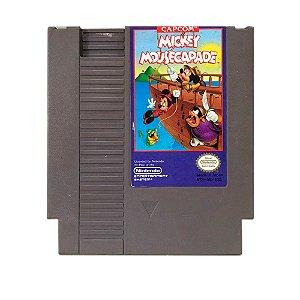 Jogo Mickey Mousecapade - NES