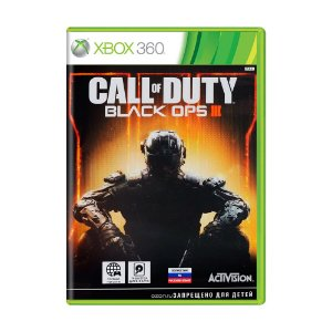 Jogo Call of Duty: Black Ops III - Xbox 360