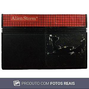 Jogo Alien Storm - Master System