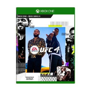 Jogo EA Sports UFC 4 - Xbox One