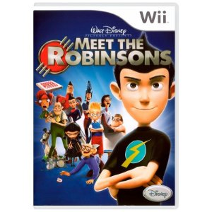 Jogo Meet the Robinsons - Wii