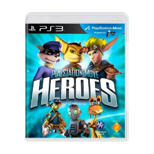 Jogo PlayStation Move Heroes - PS3