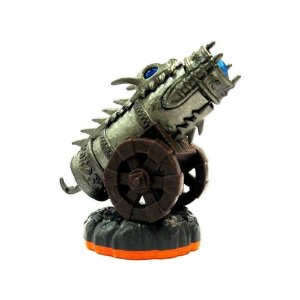 Boneco Skylanders Giants: Dragonfire Cannon