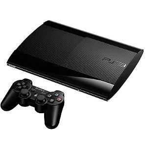 Console PlayStation 3 Super Slim 250GB + 2 Jogos de Brinde - Sony