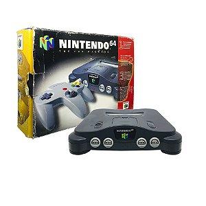 Console Nintendo 64 - Nintendo (Sem Controle)