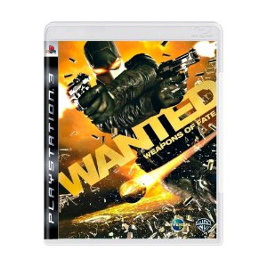 Jogo Wanted: Weapons of Fate - PS3