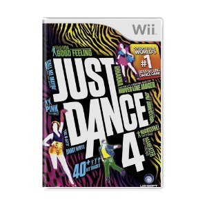 Jogo Just Dance 4 - Wii