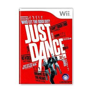Jogo Just Dance - Wii