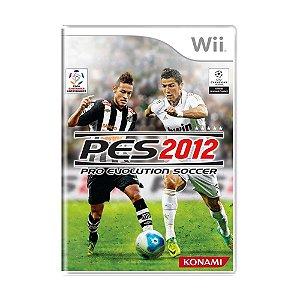 Jogo Pro Evolution Soccer 2012 - Wii