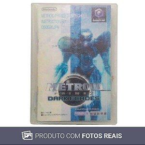Jogo Metroid Prime 2: Dark Echoes [Japonês] - GC (Sem Capa)