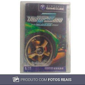 Jogo Need For Speed Underground 2 [Japonês]- GC