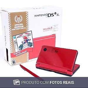 Console Nintedo DSi XL Special Edition 25 anos - Nintendo