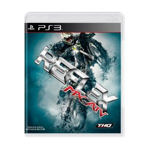 Jogo MX vs. ATV: Reflex - PS3