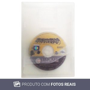 Jogo Paper Mario RPG [Japonês] - GC
