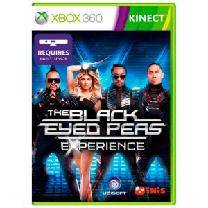Jogo The Black Eyed Peas: Experience - Xbox 360