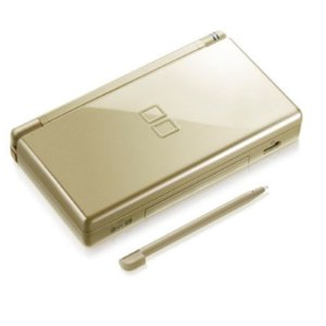 Console Nintendo DS Lite Charming Gold - Nintendo