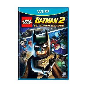 Jogo LEGO Batman 2: DC Super Heroes - Wii U