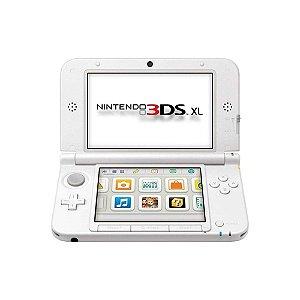 Console Nintendo 3DS XL Branco - Nintendo (Japonês)