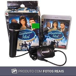 Jogo American Idol Encore - PS3