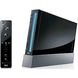 Console Nintendo Wii Preto - Nintendo