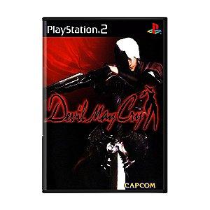 Jogo Devil May Cry - PS2