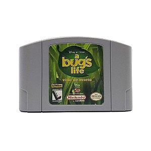 Jogo Disney A Bug's Life - N64