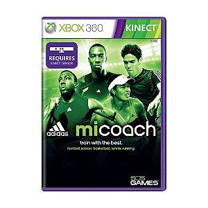 Jogo Adidas miCoach - Xbox 360