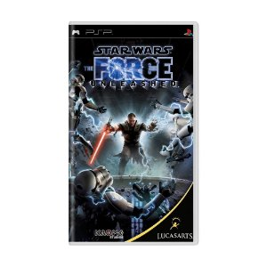 Jogo Star Wars: The Force Unleashed - PSP