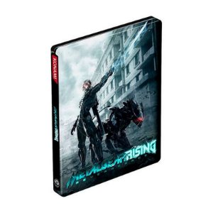 Jogo Metal Gear Rising Revengeance (SteelCase) - PS3