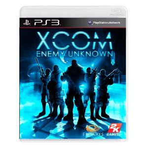 Jogo XCOM: Enemy Unknown - PS3