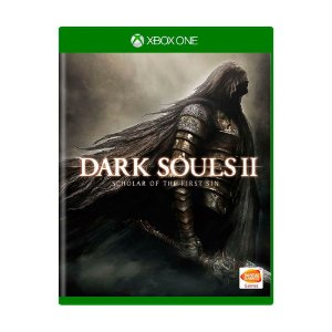 Jogo Dark Souls II: Scholar of the First Sin - Xbox One