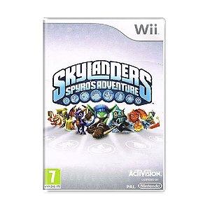 Jogo Skylanders: Spyro's Adventure - Wii (Europeu)