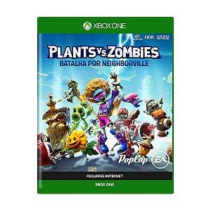 Jogo Plants vs. Zombies: Batalha por Neighborville - Xbox One