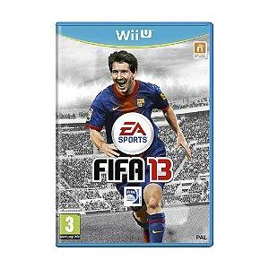 Jogo FIFA 13 - Wii U (Europeu)