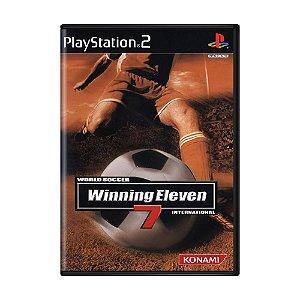 Jogo World Soccer Winning Eleven 7 International - PS2