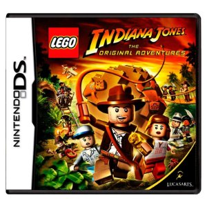 Jogo LEGO Indiana Jones: The Original Adventures - DS