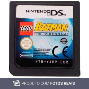 Jogo LEGO Batman The Videogame [Europeu] - DS