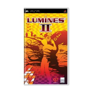 Jogo Lumines II - PSP