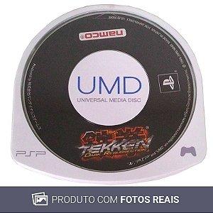 Jogo Tekken Dark Resurrection [Japonês] - PSP