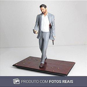 Estátua de Colecionador Max Payne (Max Payne 3: Special Edition)