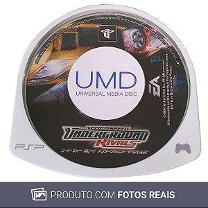 Jogo Need For Speed Underground: Rivals [Japonês] - PSP