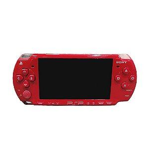 Console PSP PlayStation Portátil 2001 (Edição God of War) - PSP