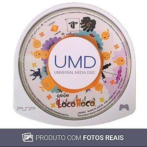 Jogo Loco Roco [Japonês] - PSP