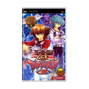Jogo Yu-Gi-Oh! GX: Tag Force 2 - PSP