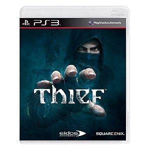 Jogo Thief - PS3