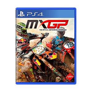 Jogo MXGP: The Official Motocross Videogame - PS4