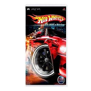 Jogo Hot Wheels Ultimate Racing - PSP