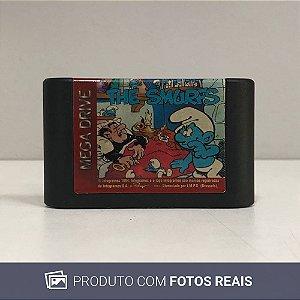Jogo The Smurfs - Mega Drive